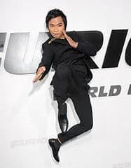 Tony Jaa masters Chinese martial arts