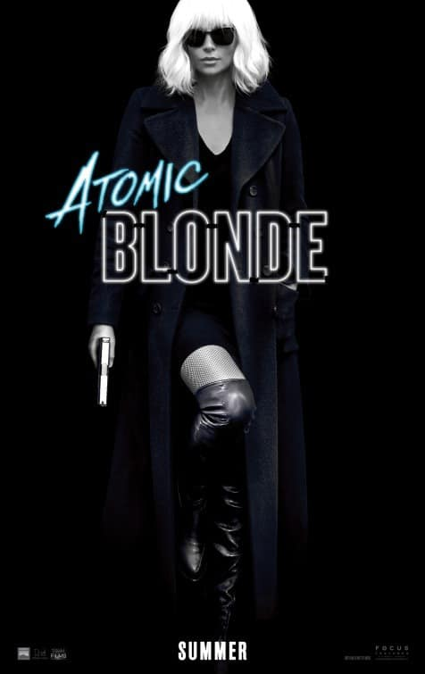 what is atomic blonde movie about