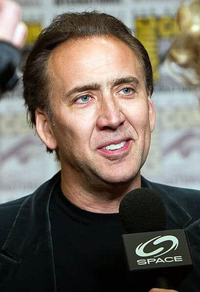 nicolas cage's recent movies suck