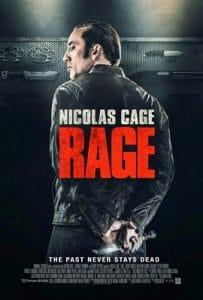 rage with nicolas cage movie pster