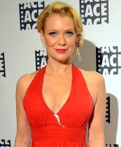 Laurie Holden will act in Dragged Across Concrete as Melanie