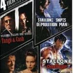 Sylvester Stallone DVD Collection – A Complete Four Movie Set Review