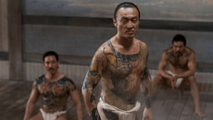 Cary-Hiroyuki Tagawa in showdown in little tokyo