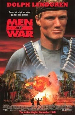 men of war starring dolph lundgren poster