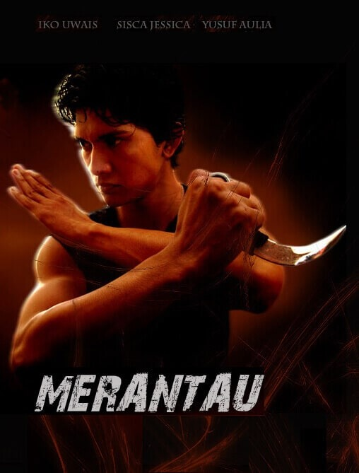 merantau on blu ray
