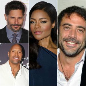 the cast of rampage