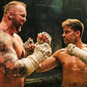 final fight in kickboxer retaliation