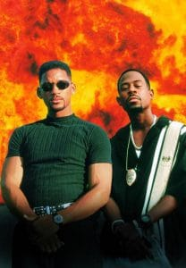 will smith in'bad boys'